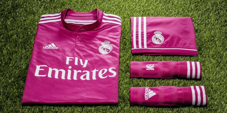 Real Madrid Uitshirt 2014-2015 (4)
