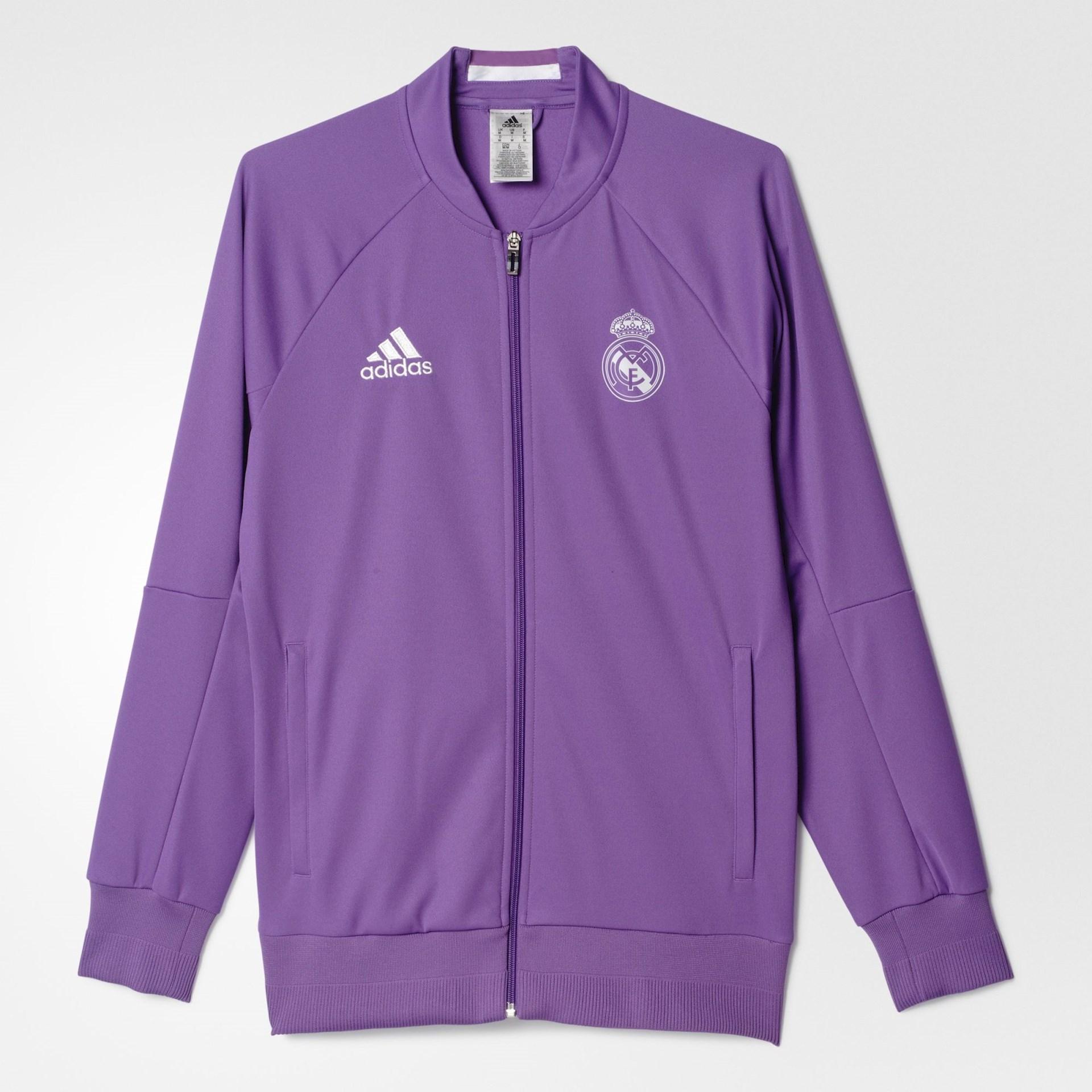 tenue de foot Real Madrid Vestes