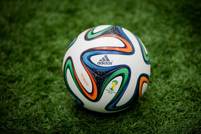 Adidas Brazuca 2014 World Cup Ball 1