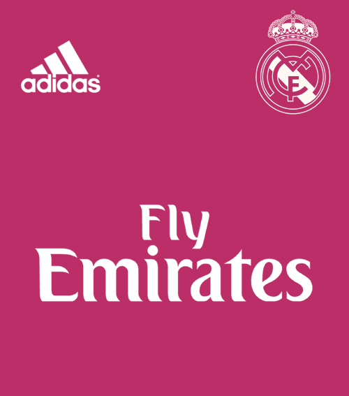 Maillot Real Madrid extérieur 2014-2015 (1)