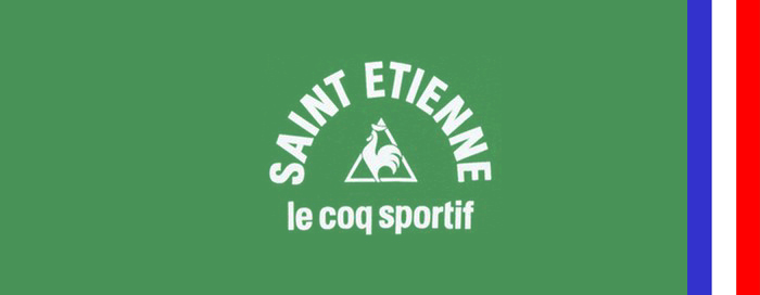 Le Coq Sportif AS Saint-Étienne