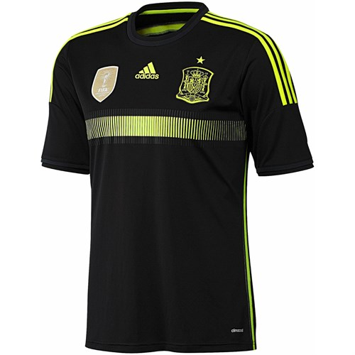 Maillot Espagne exterieur 2014 football