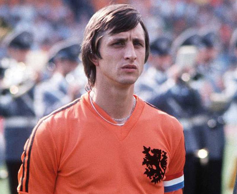Veste rétro Pays Bas 1974
