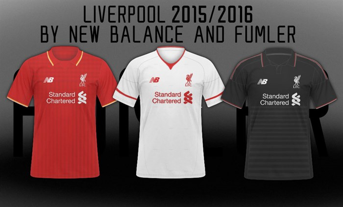Liverpool Voetbalshirts 2015-2016