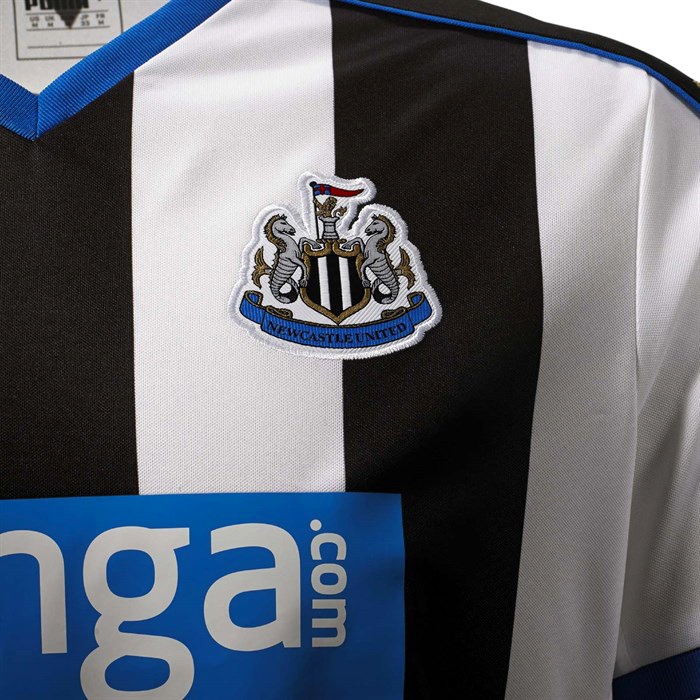 Maillot Newcastle United 2015-2016