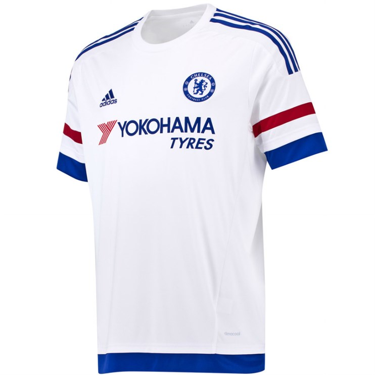 Maillot Chelsea away 2015-2016
