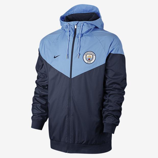 Maillot Extérieur Manchester City Vestes