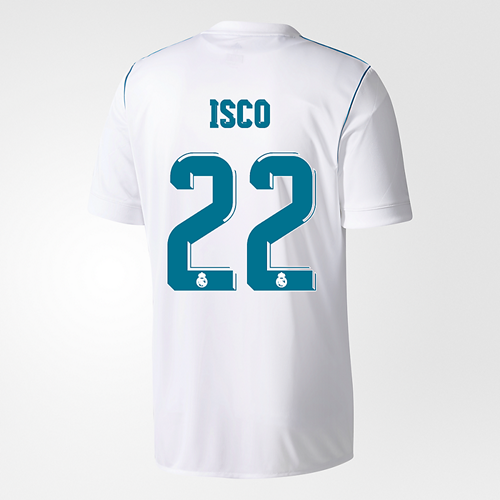 Maillot Extérieur Real Madrid Isco