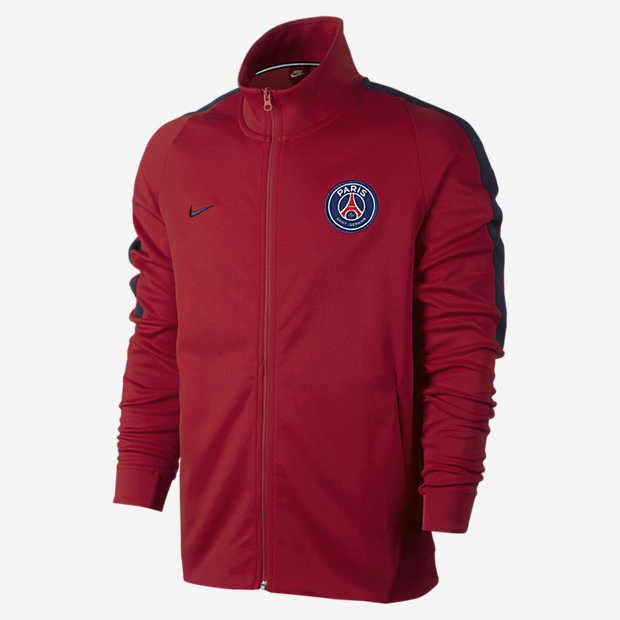 Paris Saint Germain Veste de survêtement Maillots