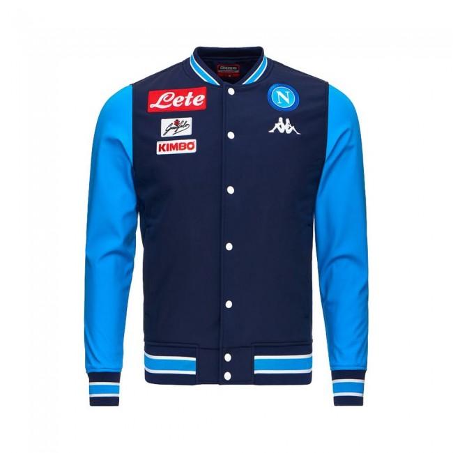 tenue de foot Napoli gilet