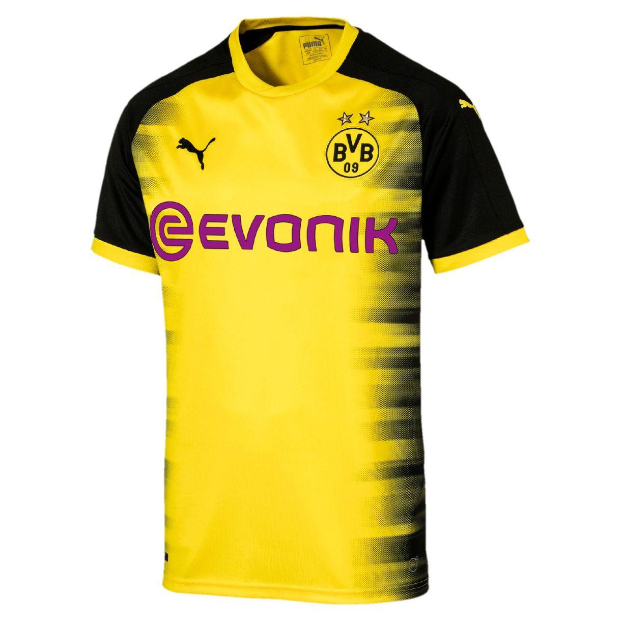 Maillot Domicile Borussia Dortmund de foot