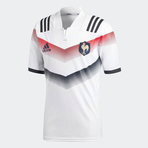 store store cheapest France extérieur maillot rugby 2018-2019 - Maillots-Football.com