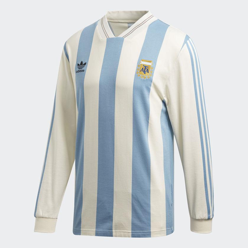 Maillot retro Argentine 1987 adidas Originals