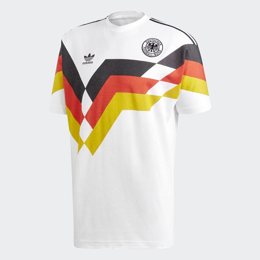 Allemagne retro maillot adidas Originals Maillots