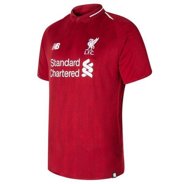 tenue de foot Liverpool Tenue de match