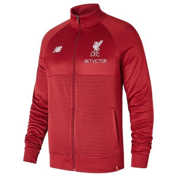 tenue de foot Liverpool gilet