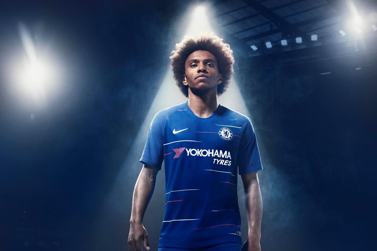 Maillot Domicile Chelsea de foot