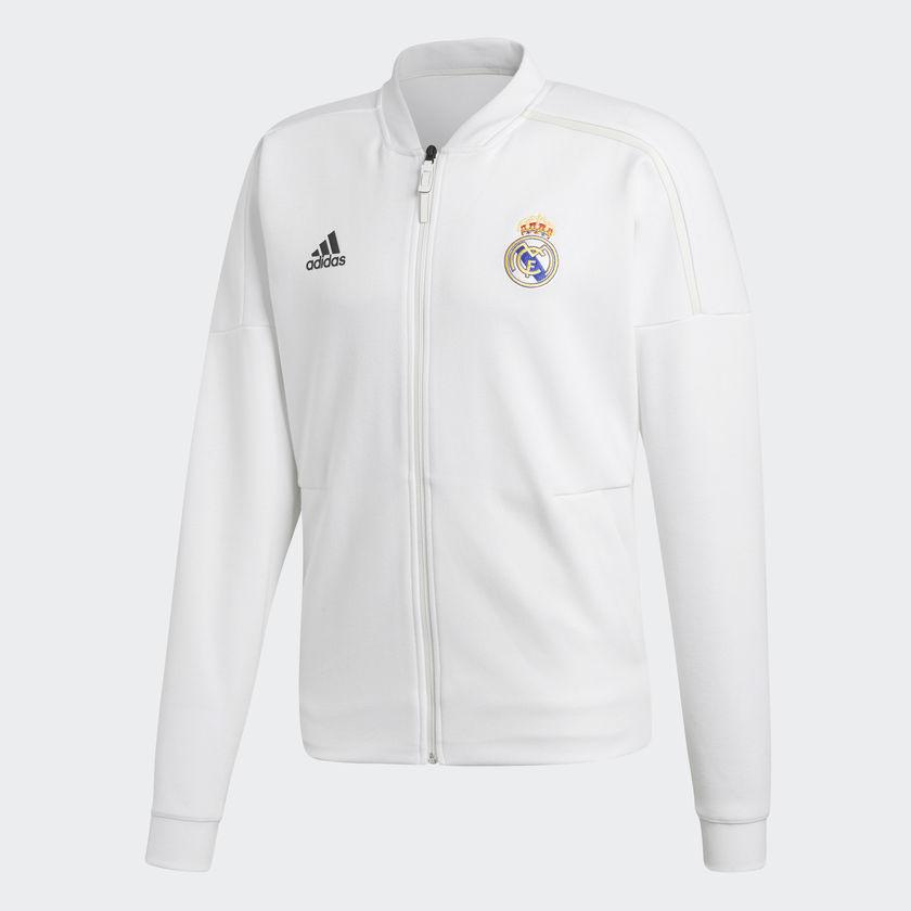 Real Madrid Veste de survêtement Maillots
