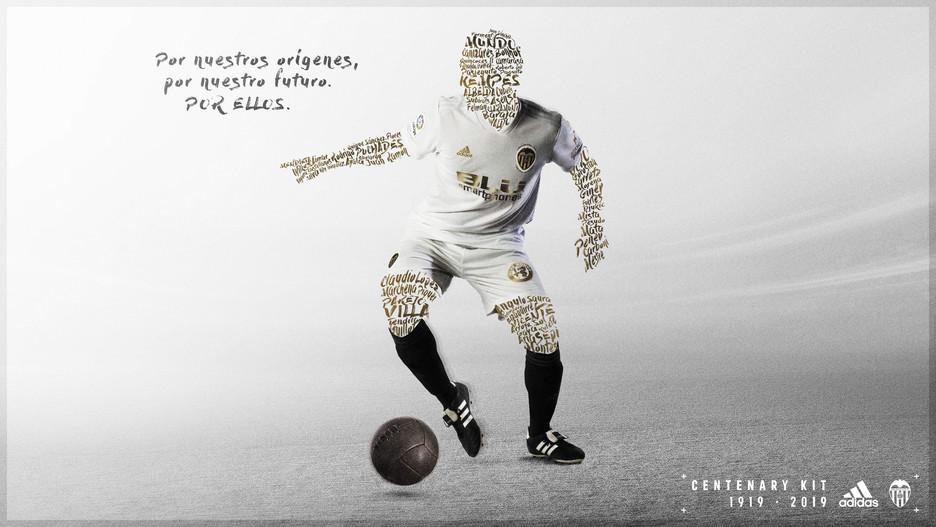Maillot Domicile Valencia CF Diakhaby