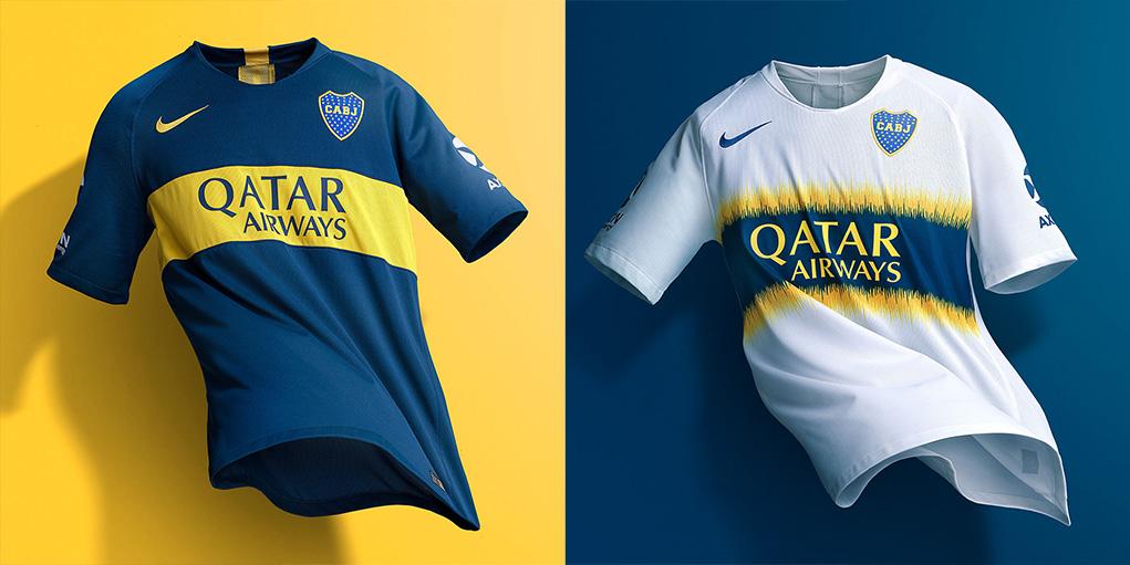 Maillots football Boca Juniors 20182019 Maillots