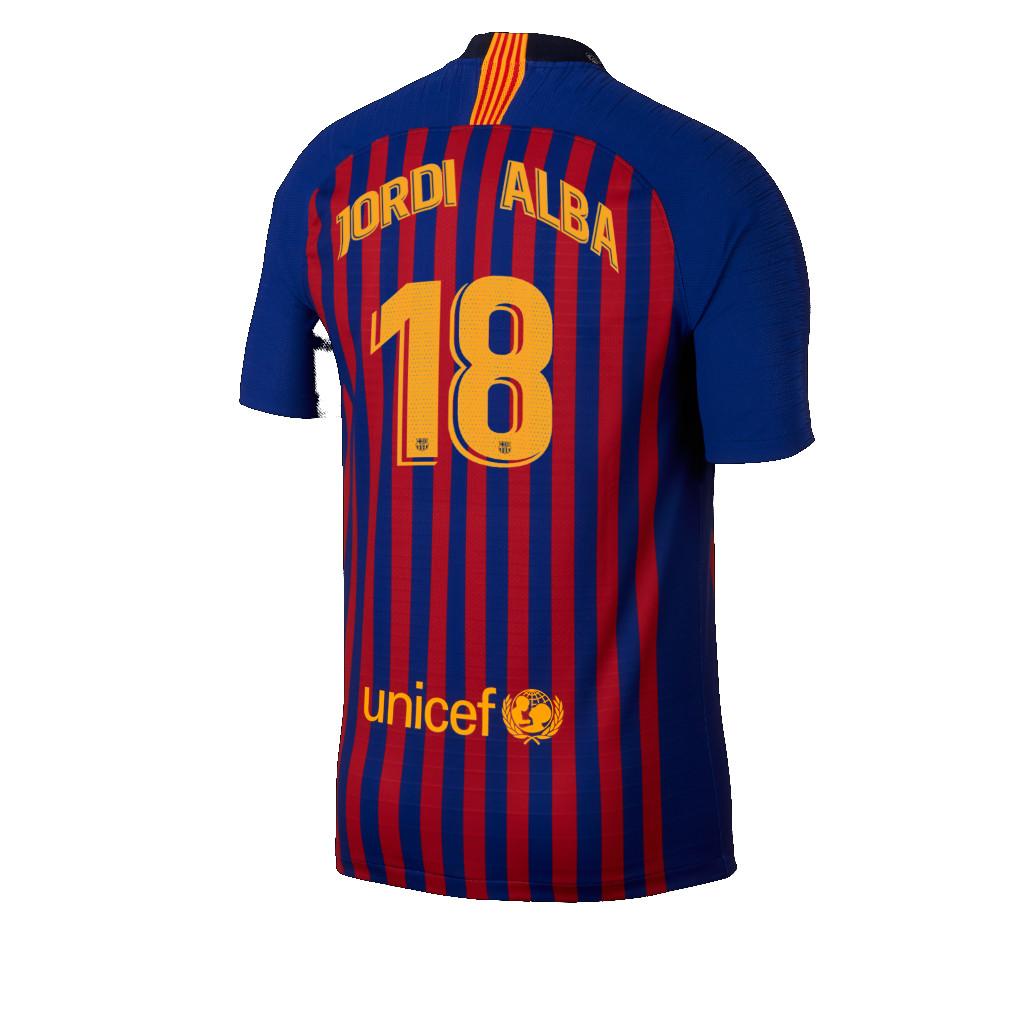 Maillot THIRD FC Barcelona Jordi Alba