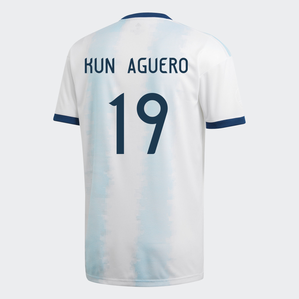Le nouveau maillot de l'Argentine 2018 2019 do Maillots