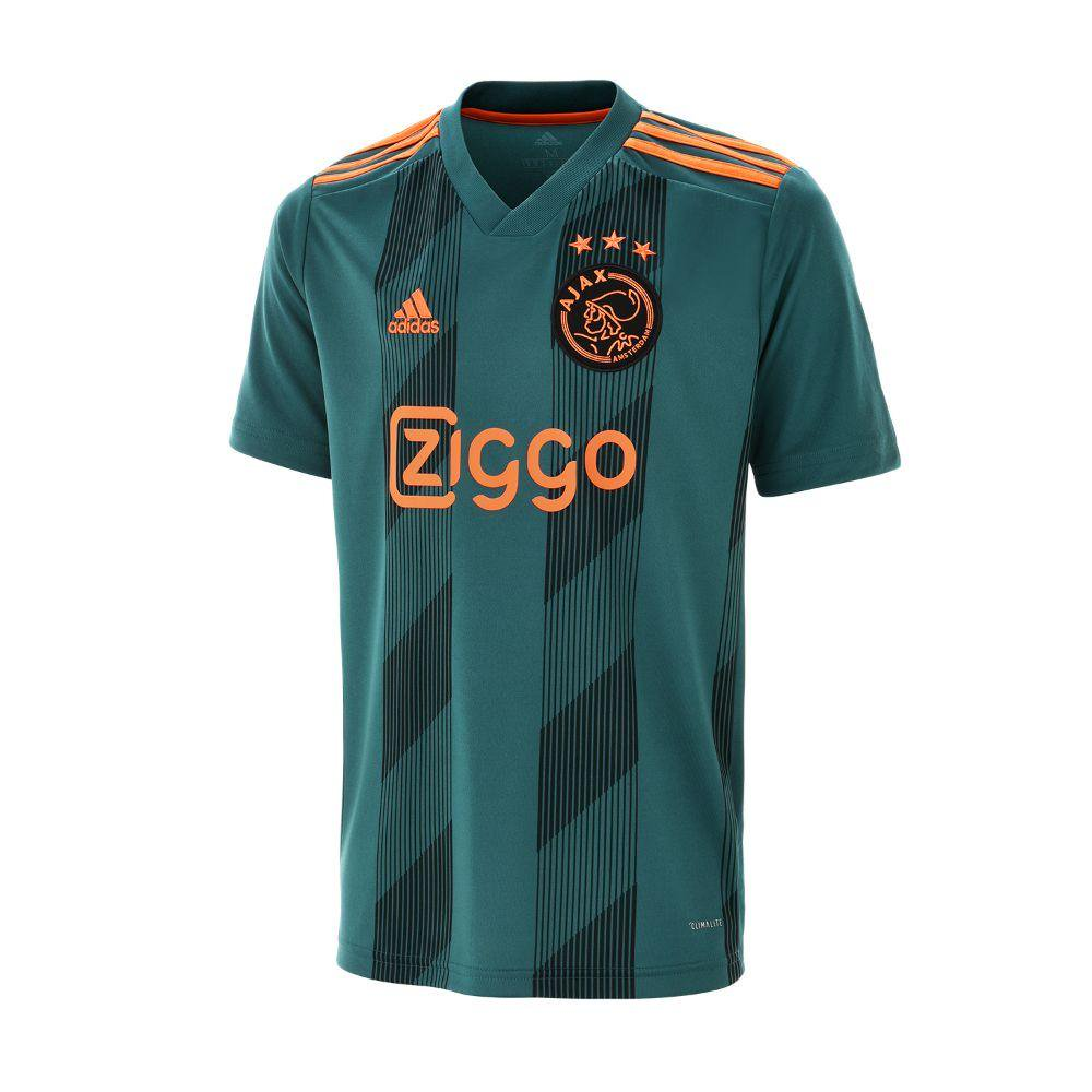 Ajax extérieur maillot KIDS Maillots