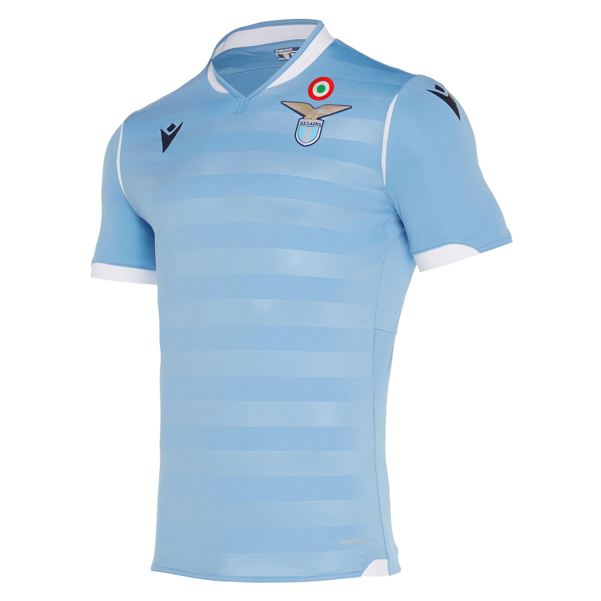 Lazio Rome domicile maillot 2019-2020 - Maillots-Football.com