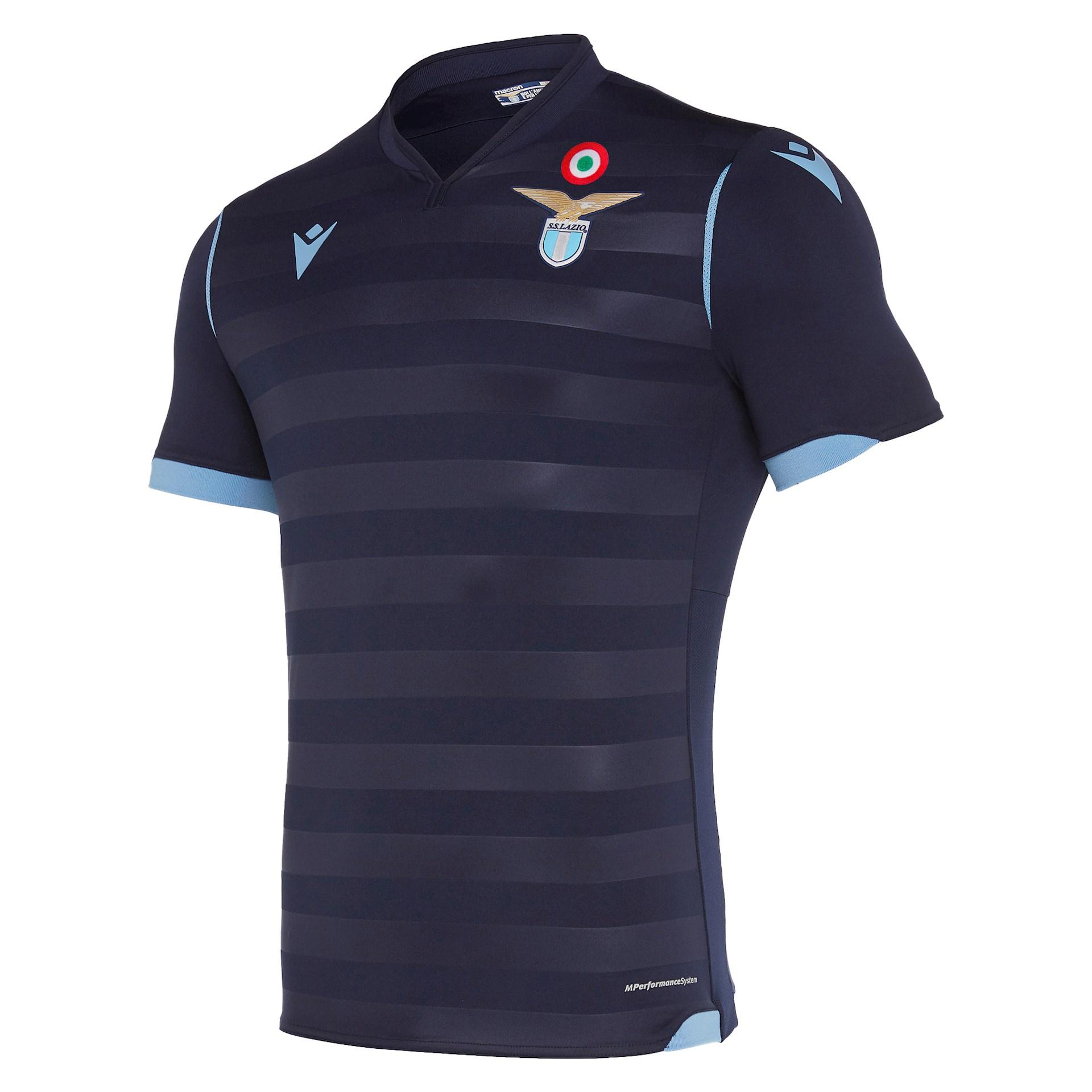 Lazio Rome 3e maillot 2019-2020 - Maillots-Football.com