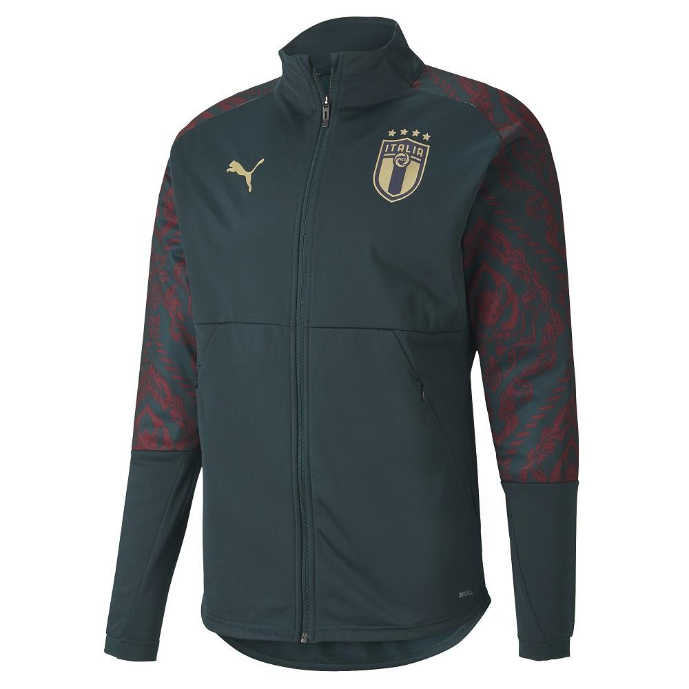 Italie Veste de survêtement - Maillots-Football.